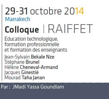 Contribution à une refondation du système éducatif malien : cadre global d'une formation initiale et continue des enseignants par Madi Yassa Goundiam  goundiam_madi_y@yahoo.fr madi.y.goundiam@hotmail.com