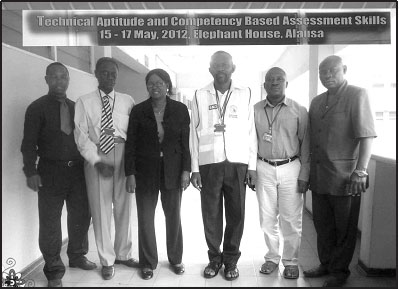 Repositioning vocational and technical education in Nigeria competency based assessment skills training for vocational teachers in Lagos state, Nigeria