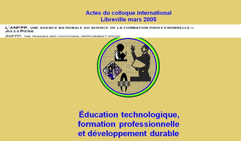 L'ANFPP, UNE AGENCE NATIONALE AU SERVICE DE LA FORMATION PROFESSIONNELLE – JULES PIÉBIE ANFPP, THE TRAINING AND VOCATIONAL IMPROVEMENT OFFICE