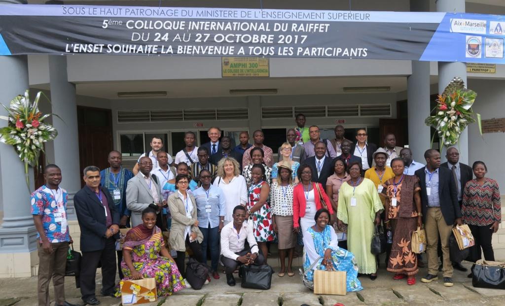 Éducation technologique, formation professionnelle et dynamique d'innovation au service de la société Actes du 5e colloque international du RAIFFET Douala (Cameroun) - 24-27 octobre 2017