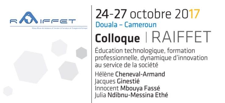 Discours du Professeur James Mouangue Kobila le représentant du Professeur François-Xavier Etoa Recteur de l'université de Douala